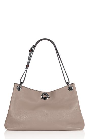 POUCH BAG: hochwertige Tasche aus Kalbsleder
