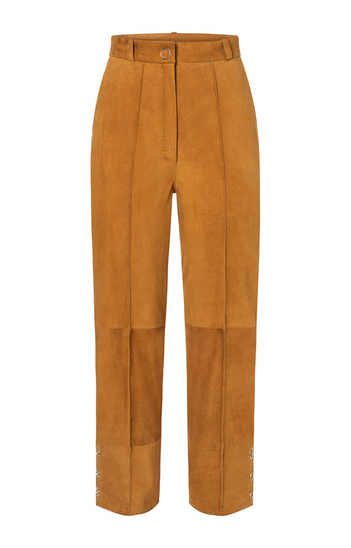 EVE: cropped trousers in a sixties look