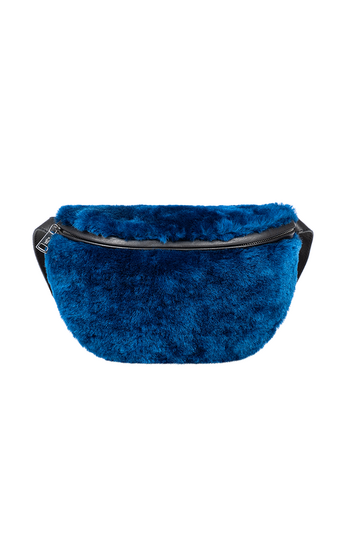 Furtastic Waistbag: Bauchtasche aus Lammfell