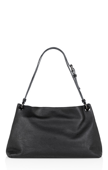 POUCH BAG Z: Tasche aus feinem Kalbsleder
