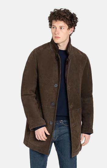 BENEDIKT: A classic crafted in soft lambskin