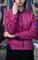 GEMMA: Hoodie aus nappierten Ziegenvelours