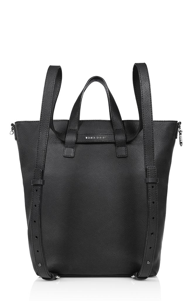 BACKPACK MXC: big leather backpack