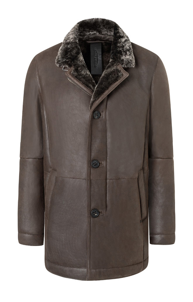 VICO: A classic crafted in soft lambskin