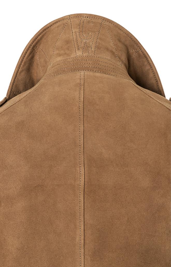 Nika: Soft Biker Jacket