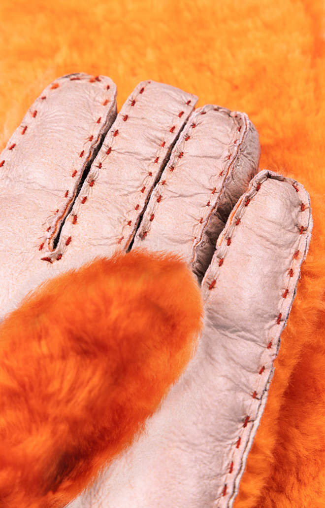 FURtastic Cosy Gloves M