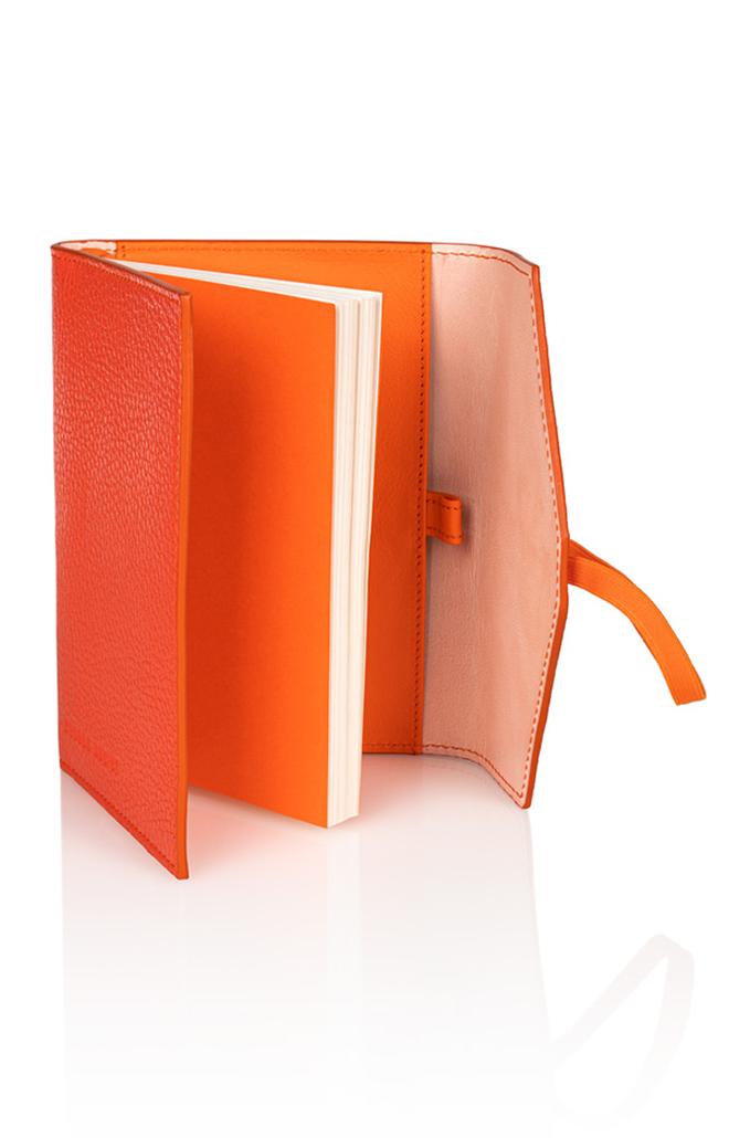 MOLESKINE A6: Notizblock mit Kalbsleder-Cover